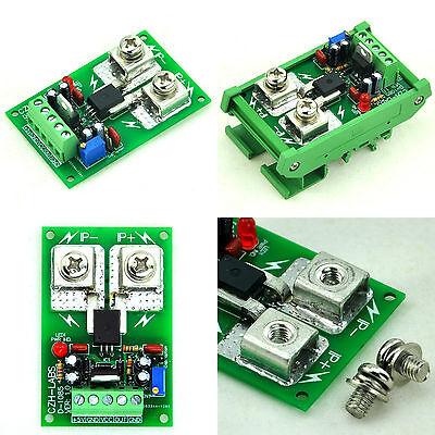 50/100/150Amp AC DC Current Sensor Module, DIN Rail/Panel Mount, based on ACS758