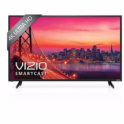 Vizio E43U-D2 43-inch 4K UHD 2160p 120Hz SmartCast LED HDTV with Chromecast