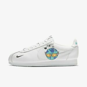 Details about Nike EARTH DAY QS FLYLEATHER Air Force 1 Steven Harrington Sz 9.5