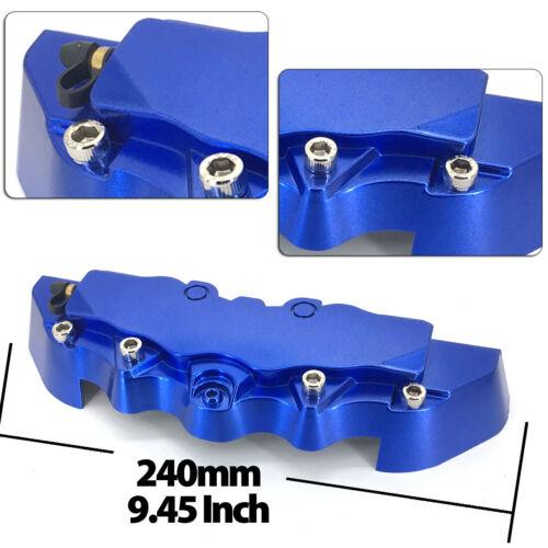 Car & Truck Parts 4x Dark blue Brake Caliper Covers Style Disc ...