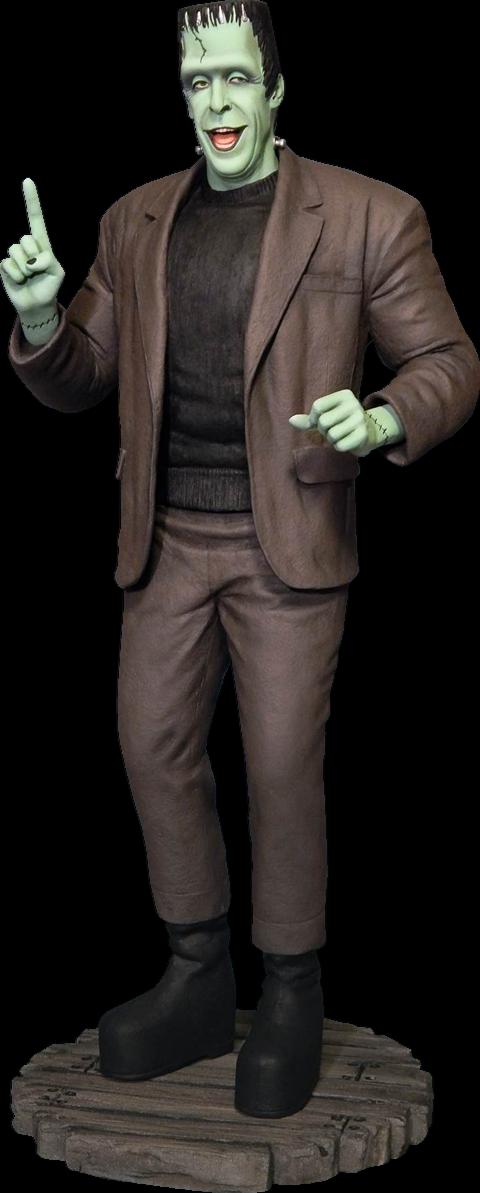 HERMAN MUNSTER of The Munsters Maquette by TWEETERHEAD_902168_SEALED US DEALER