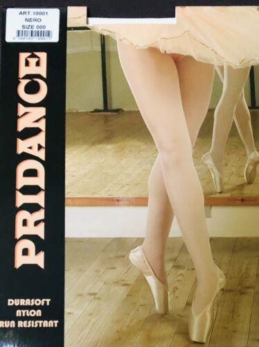 92//98//104//110 NEU OVP Ballett Strumpfhose 10001 klassisch schwarz Mädchen Gr