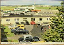 Irish PC SHANNON AIRPORT Clare Ireland Pan Am Aer Lingus Jets John Hinde 249
