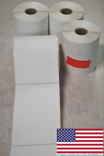 20 Rolls 4x6 Direct Thermal Shipping Labels - 250 per roll - 5000 labels