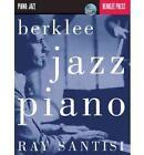 Berkley Jazz Piano by Ray Santisi (Paperback, 2009)