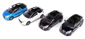 CITROEN-DS3-Cabrio-2016-modello-auto-2-5-034-BIANCO-BLU-VIOLA-NUOVO-ORIGINALE-AMC019594