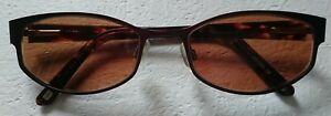 USED-GOK-WAN-LADIES-BROWN-amp-TORTOISE-SHELL-GLASSES-IN-VERY-GOOD-CONDITION