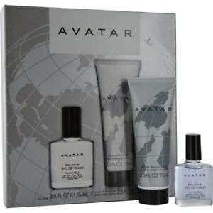 Avatar-para-Hombre-por-Coty-2-Pzas-Set-Regalo-15ml-Colonia-75ml-Aftershave-Bal