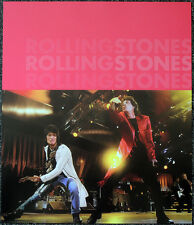 THE ROLLING STONES POSTER PAGE MICK JAGGER & RON WOOD . Y99