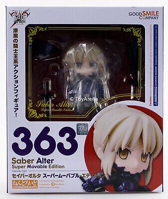 Super Movable Edition  Good Smile Company Nendoroid Saber Alter