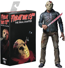 NECA Ultimate Friday 13th Final Part 4 Jason 7 Action Figure 11 Accessories