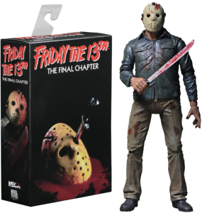 Friday-The-13th-The-Final-Chapter-Jason-Voorhees-NECA-Action-Figure-NIB-Horror