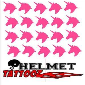 Softball Baseball Football Shamrock Helmet Award Stickers Sports Helmet Decal