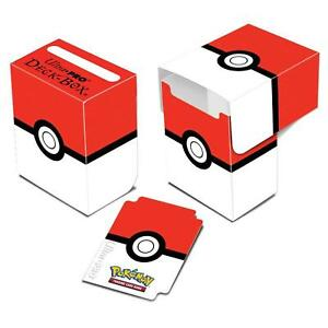 ULTRA-PRO-Pokemon-Porta-mazzo-verticale-Pokeball