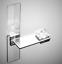 stick /& fix Klebeplatten für Plissees Faltstore Decomatic Montage ohne Bohren