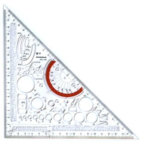 RUMOLD MARABU Techno Dreieck-Metall 354210 552280