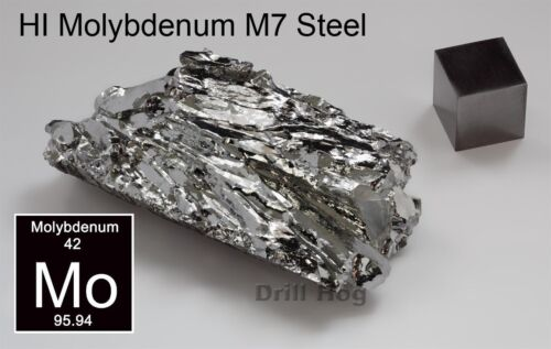 "Perceuse Hog ® Étape Drill Bit 1//4-1-3//8/"" Molybdenum M7 UNIBIT 2 PC Garantie à vie"
