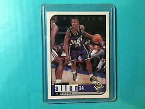 RAY-ALLEN-1998-99-UPPER-DECK-UD-CHOICE-PREVIEW-ODDBALL-CARD-79-BUCKS
