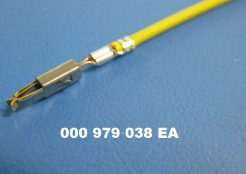 Genuine AUDI VW SEAT SKODA Réparation Fil 000979038EA 000 979 038 EA 000 979 038 EA