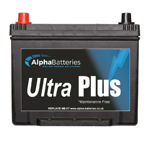 12V CAR BATTERY TYPE 086 CHRYSLER//JEEP//USA 096R