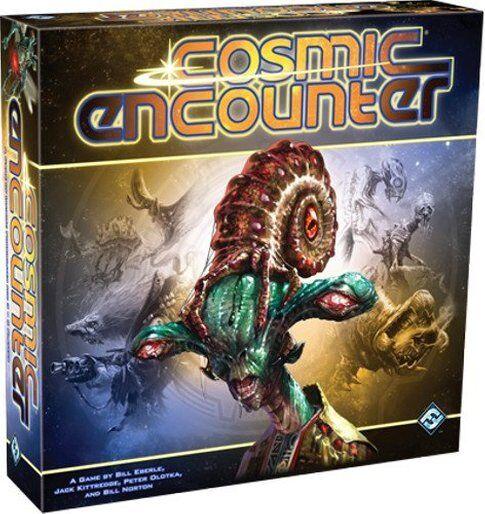 Kosmische begegnung kern spiel ffg ce01 fantasy flight games neu versiegelt, schnell