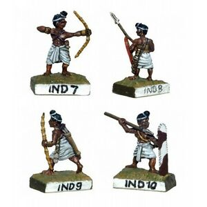 Agressif Magister Militum - Dba Army I/10 Melukhkhan And Pre-vedic Indian(2700-1500 B.c.)