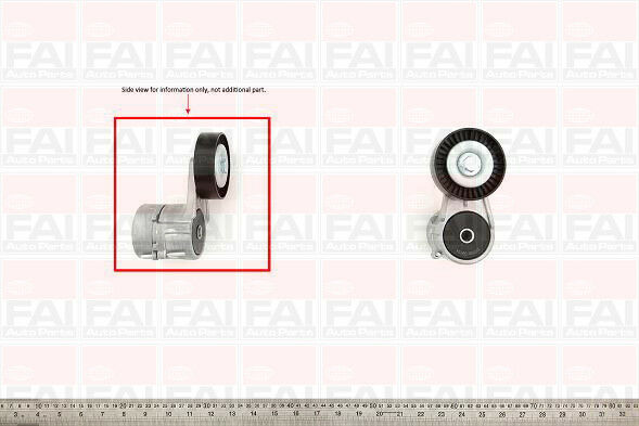 MAPCO 24760 V-Ribbed Belt Tensioner Lever