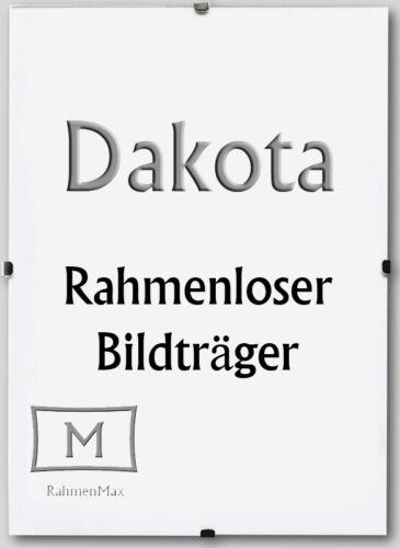 Rahmenloser Bildträger Dakota für Puzzle 37,5 x 98 cm Kunstglas /& Mengenrabatt