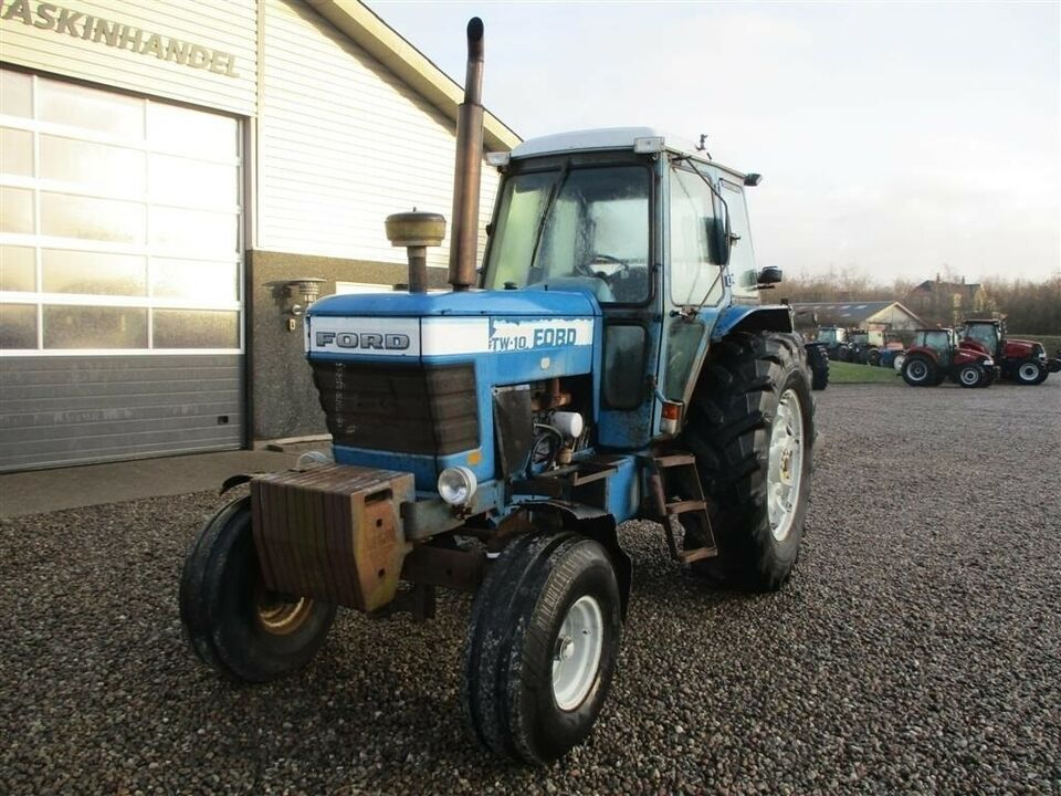 Ford, TW 10, timer 11573