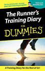 The Runner's Training Diary For Dummies by Allen St. John (Paperback, 2001)