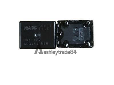 CQ1-12V Power Relay Automative Relay 20A 12VDC 5 Pins x 2pcs