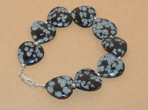 Sterling-Silver-and-20mm-Snowflake-Obsidian-Heart-Bracelet-8-3-8-034-9647