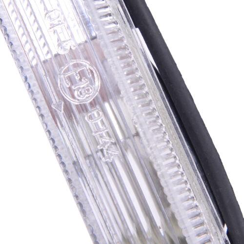 Seitenblinker Blinkleuchte Abdeckung Rechts /& Links Für BMW X5 E53 1999-2006