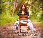 Next to Nowhere [Digipak] * by Beth McKee (CD, Feb-2012)