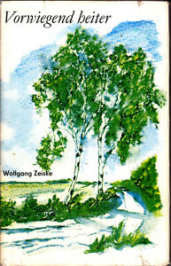 1973 Geschichten W Zeiske – Vorwiegend Heiter Tiefgreifende Kurzgeschichten