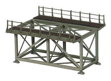 NOCH 67023 Vorfluter-Brücke Laser-Cut Bausatz H0