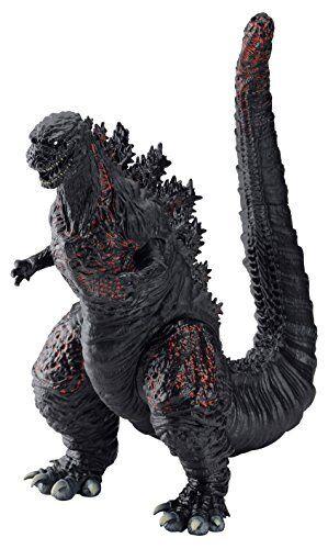 Bandai Godzilla 2016 Shin Godzilla Godzilla MONSTRUO King Series 280mm Japón