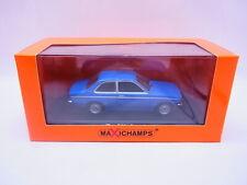 Opel Kadett C Coupe 1974 gelb Modellauto 940045620 Maxichamps 1:43