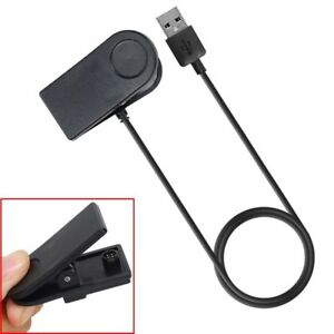 USB Data/& Charging Cable Cradle Clip Charger for POLAR LOOP 2//1 Activity Tracker