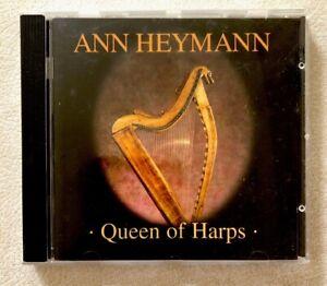 Ann-Heymann-Reine-De-Harpes-CD-1994-Temple-Records-Comd-2057