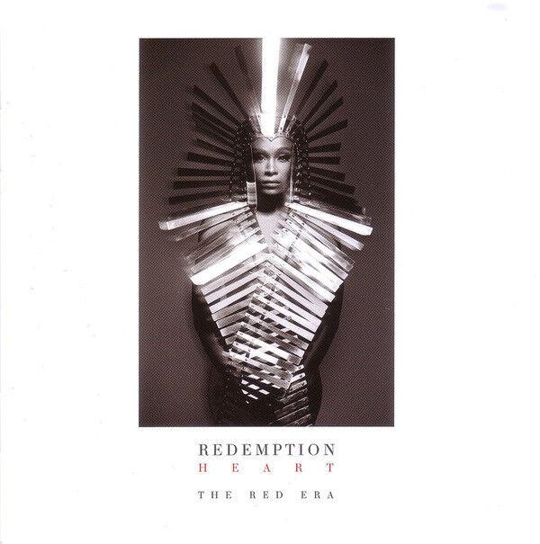 Dawn Richard Redemption (2016) 17-track CD + Livret Album Neuf/Scellé