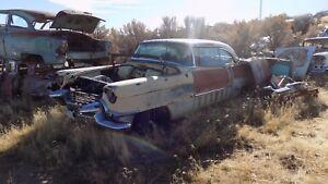 1955 Cadillac Coupe Deville 2 Door Passenger Lower Hinge 1954 54 55 Ebay