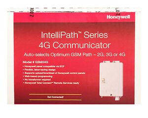 Honeywell GSMX4G Cellular GSM Communicator. New. Never Used