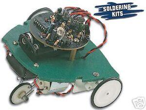 GRENOUILLE ROBOT MOTORISE A CONSTRUIRE