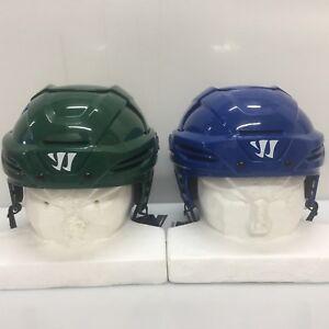 New Warrior Covert PX ice hockey helmet Large Black EPP foam L BLK plus VN Pro