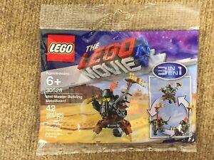 The Lego Movie 2 30528 LEGO Mini Master-Building MetalBeard 3in1 Polybag NEW