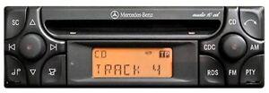 Refurbed-SALE-PRICE-Mercedes-ML-SL-CL-CLK-SLK-Audio-10-CD-Radio-Code-Warranty