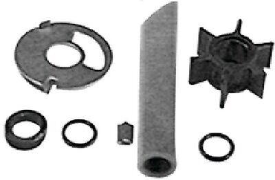 New Water Pump /& Impeller Kits quicksilver 47-89981q 1 Application Impeller kit