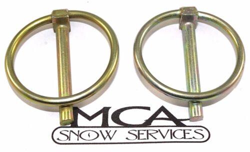 WESTERN MEYER SNOW PLOW PIN 3//16 LYNCH PINS 93042 20283 20420 2