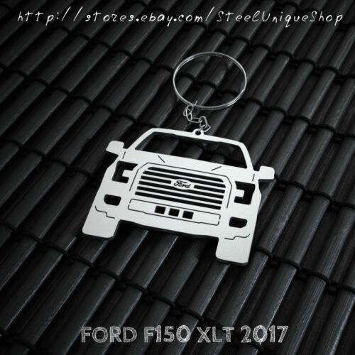Ford F150 XLT 2017 Keychain